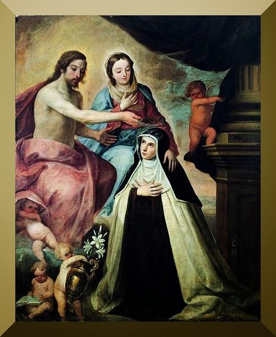 Saint Mary Magdalen de Pazzi