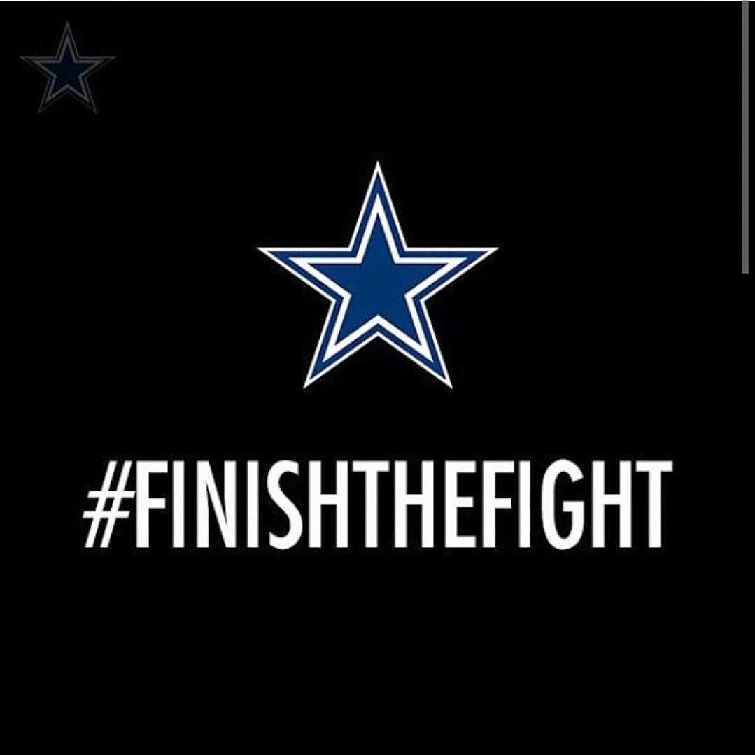 #finishthefight - #cowboys #cowboyswin