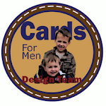 I design for Cards for men