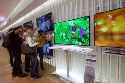 Didominasi LG, Samsung Berhenti Membuat TV OLED