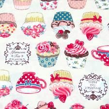 Tela cupcakes (SN)