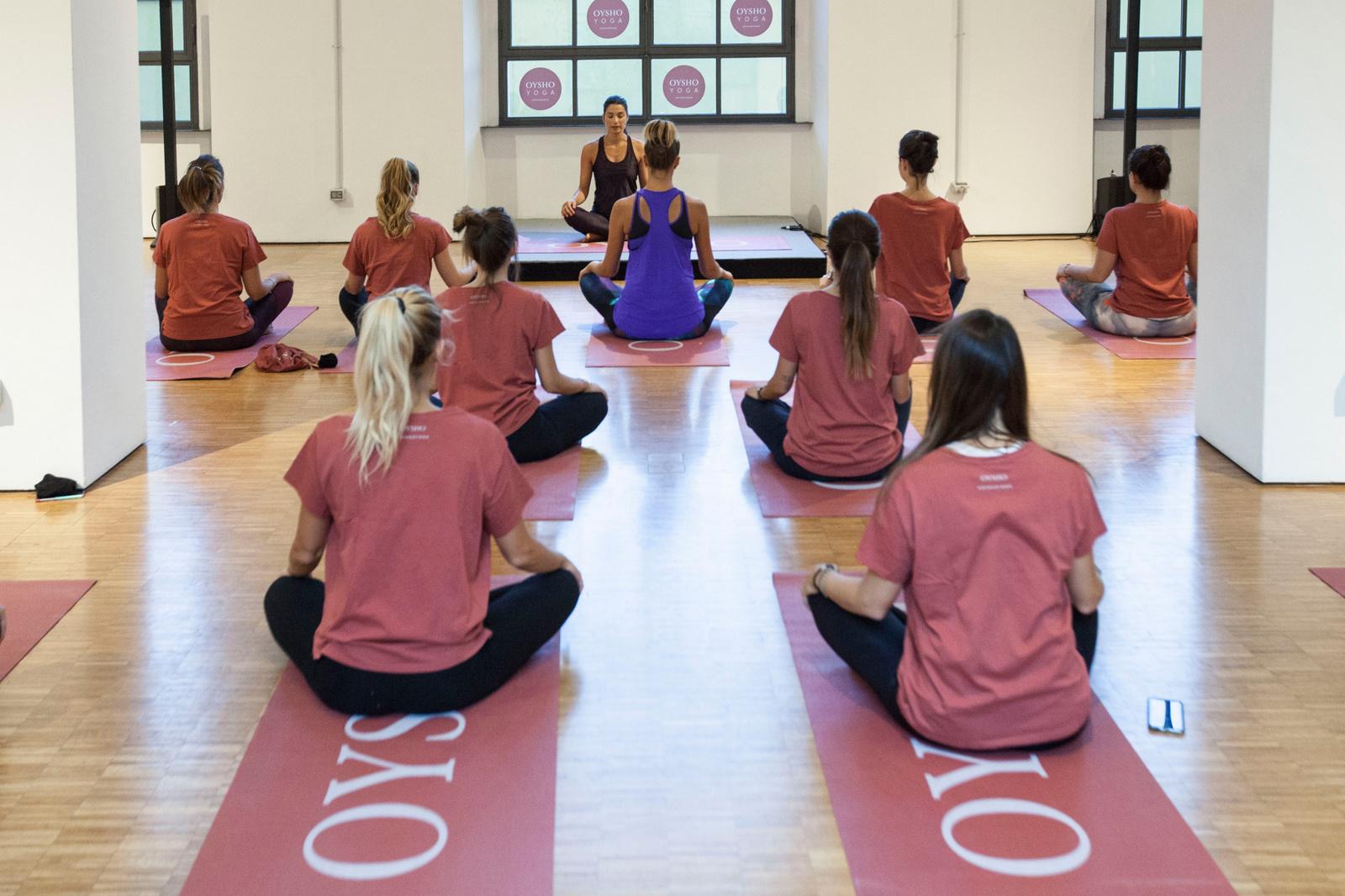 Oysho Yoga , Blogger Italia , Influencer , Culture & Trend Magazine , Life Style