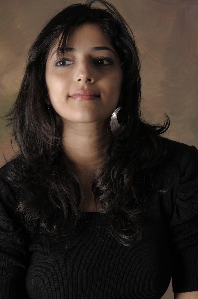 Nishanthi Evani spotted at ENR Fashion Studio Launch