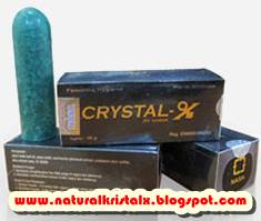 Natural Crystal X