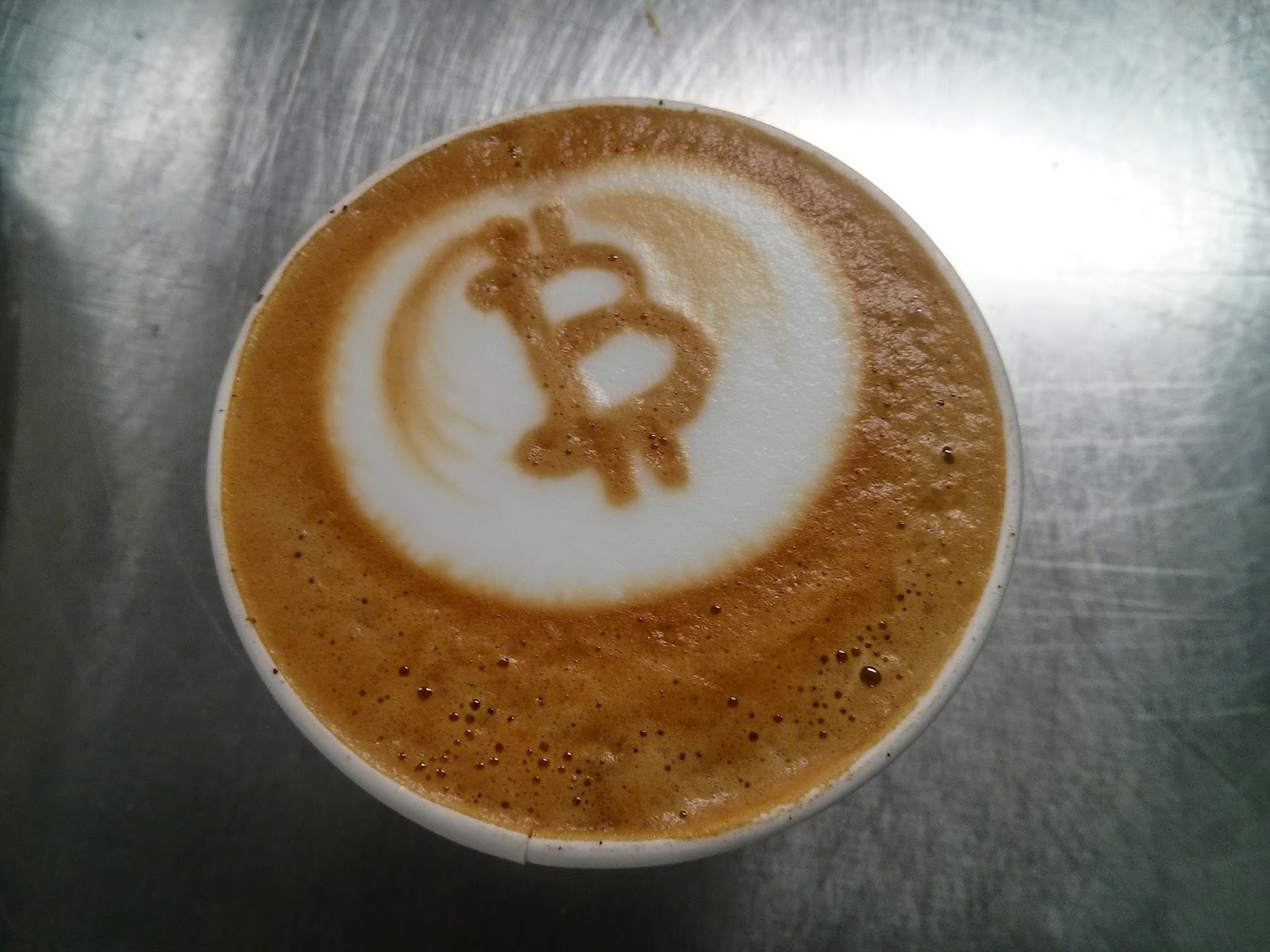 bitcoin-latte