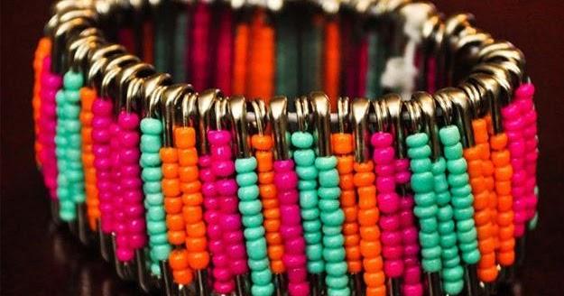 : Cara Membuat Gelang Tangan Dari Tali dan Manik-Manik ~ Cara Membuat ...
