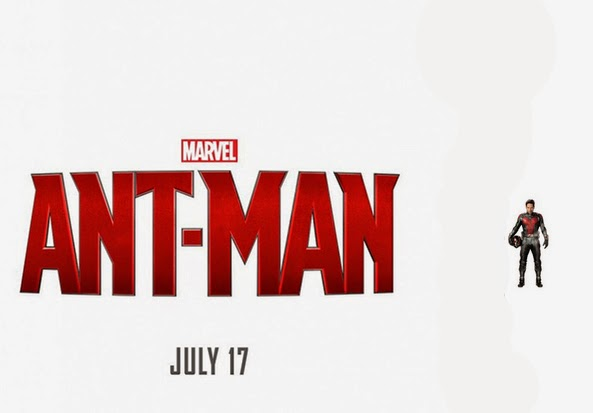 Ant-Man: First Trailer, Poster & Images