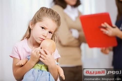كيف تعرف ان طفلك مصابا بالتوحد؟