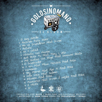 Golosinomano - El Album