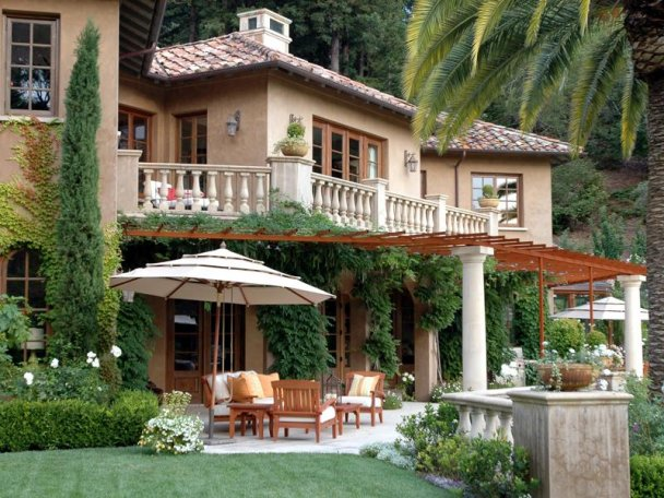 1000 images about tuscan style on pinterest tuscany for Tuscany style homes