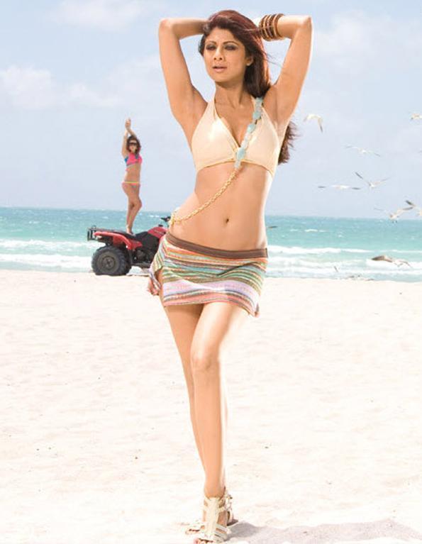 Shilpa Shetty Hot Legs