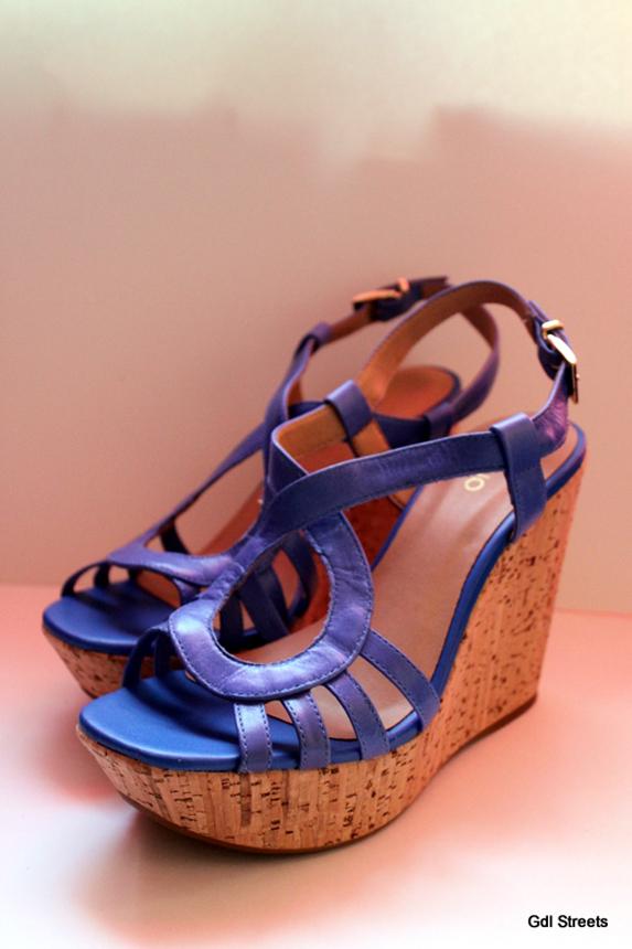 imagenes de zapatos con plataforma - Zapatos de tacón de moda IMujer
