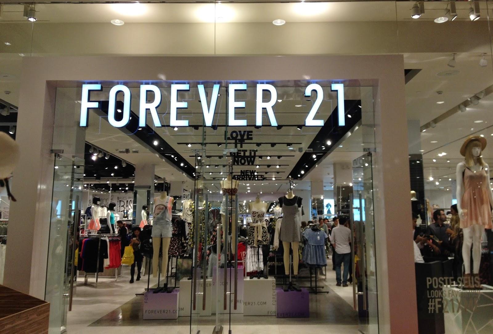 4f432f1f4ba Arquivos Forever 21 - Quebrei a Regra