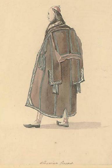 Albanian Peasant