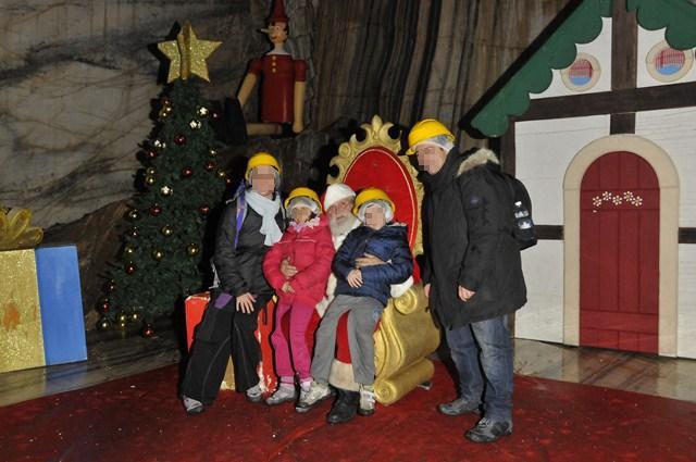 La Grotta Di Babbo Natale.Cioccomamma Gita Alla Grotta Di Babbo Natale