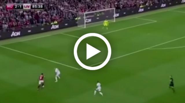 VIDÉO. Martial marque un but d'anthologie dès son premier match avec Manchester United