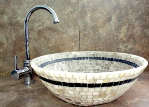 Bacha Para Baño Utilisima: /construccion/accesorios-cocinas-banos/bachas-artesanales-199282