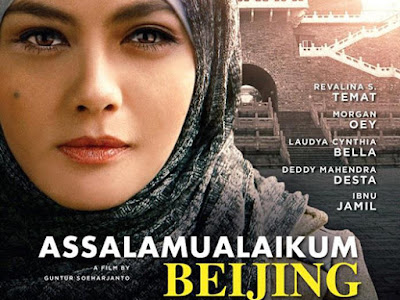 Audisi Assalamualaikum Beijing the Series