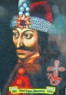 Vlad Tepes (Dracula) - Transylvania, Romania