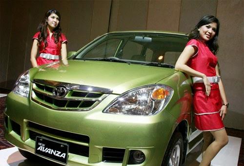Berita Mobil Harga Toyota Avanza Terbaru 2014