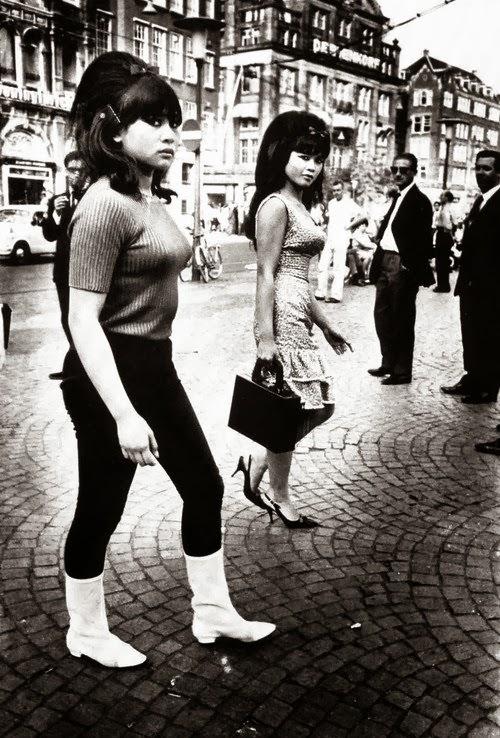 Amsterdam 60's Scene
