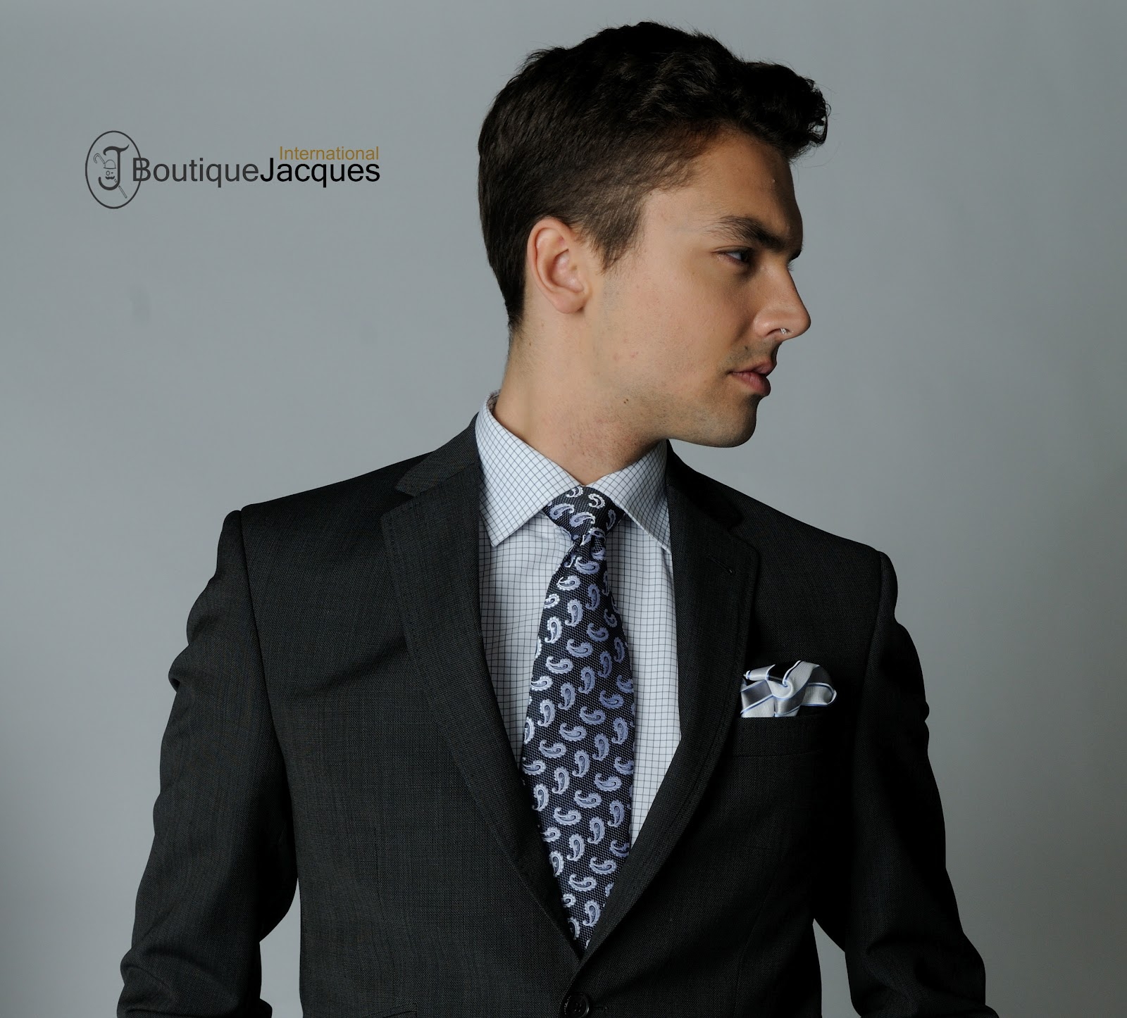 Boutique Jacques Men S Fashion From A To Zegna Blog How The Matching Tie And Pocket Square Edition