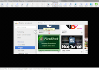 Screen Shoot Halaman Web dengan FireShot Google Chrome