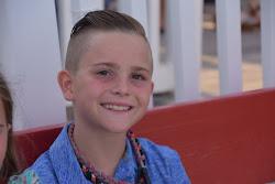 "Little ""Chooch"" aka Connor"
