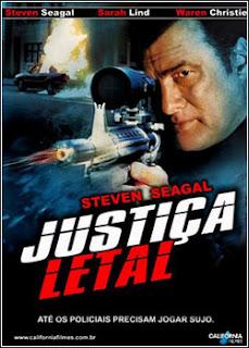 Download - Justiça Letal DVDRip - AVI - Dual Áudio