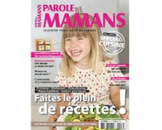 participation dans Parole de Mamans
