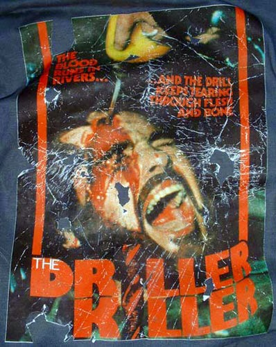 Video nasties designs