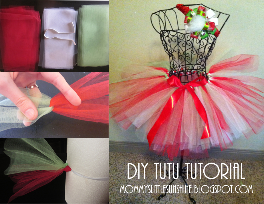 Tutu tutorial mommys little sunshine tutu tutorial solutioingenieria Images