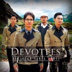 [2011] Album Devotees - Berjalan Tanpa Henti