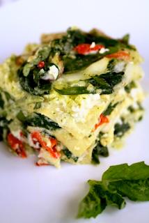 Garden Lasagna Recipe