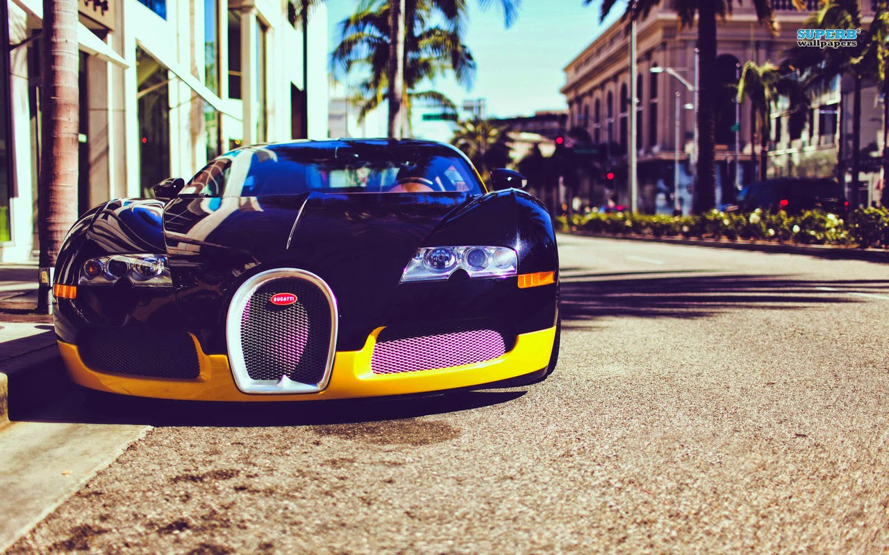 Gambar Mobil Sport Mewah Buggati