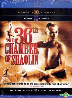 The 36th Chamber of Shaolin 1978 Dual Audio BRRip 480p 300mb