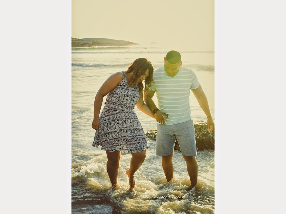 DK Photography LASTWEB-093 Robyn & Angelo's Engagement Shoot on Llandudno Beach { Windhoek to Cape Town }  Cape Town Wedding photographer