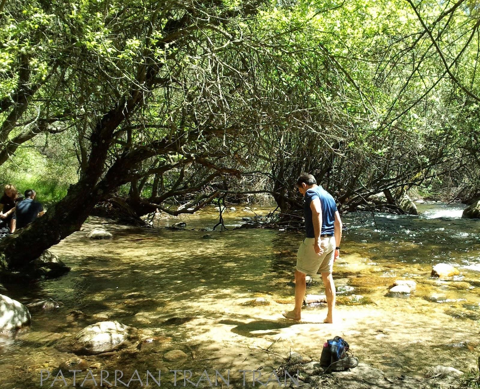 Las Pedrizas de Manzanares: La Calavera.