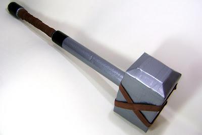 Armas de combate (boffers Weapons) 08