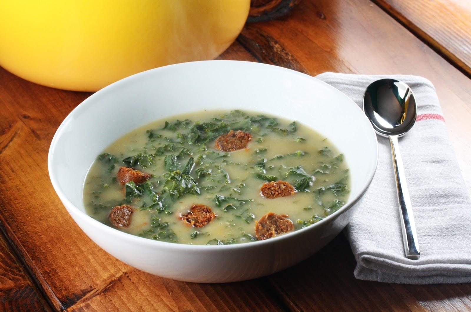Eu, Gourmet: O Caldo Verde!
