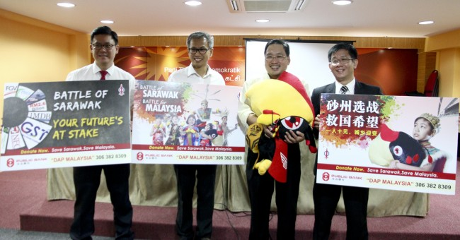 Battle of Sarawak - Battle for Malaysia
