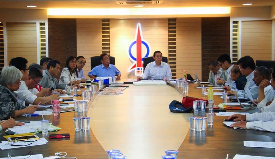 Kenyataan Akhbar oleh Setiausaha Agung DAP Lim Guan Eng di Kuala Lumpur Tentang Hudud