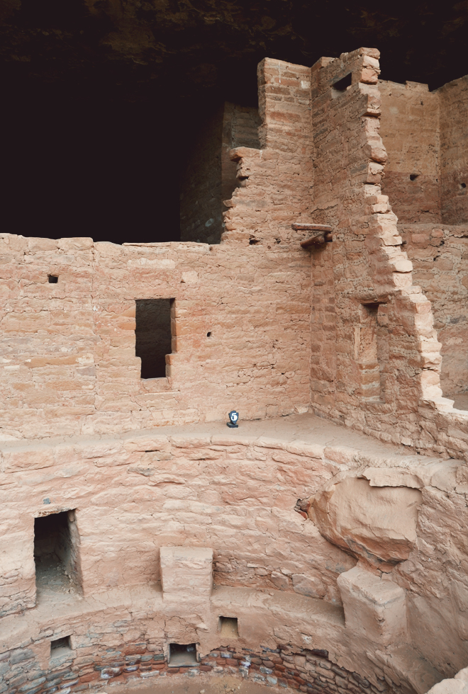 The Flying Clubhouse: Mesa Verde - Kiva