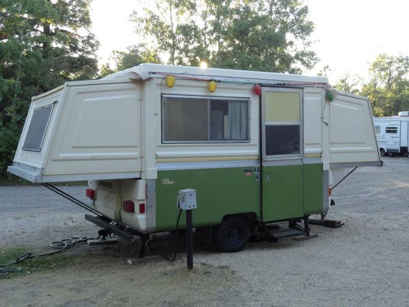 JK Pearl Old Pop Up For Sell In Winnipeg