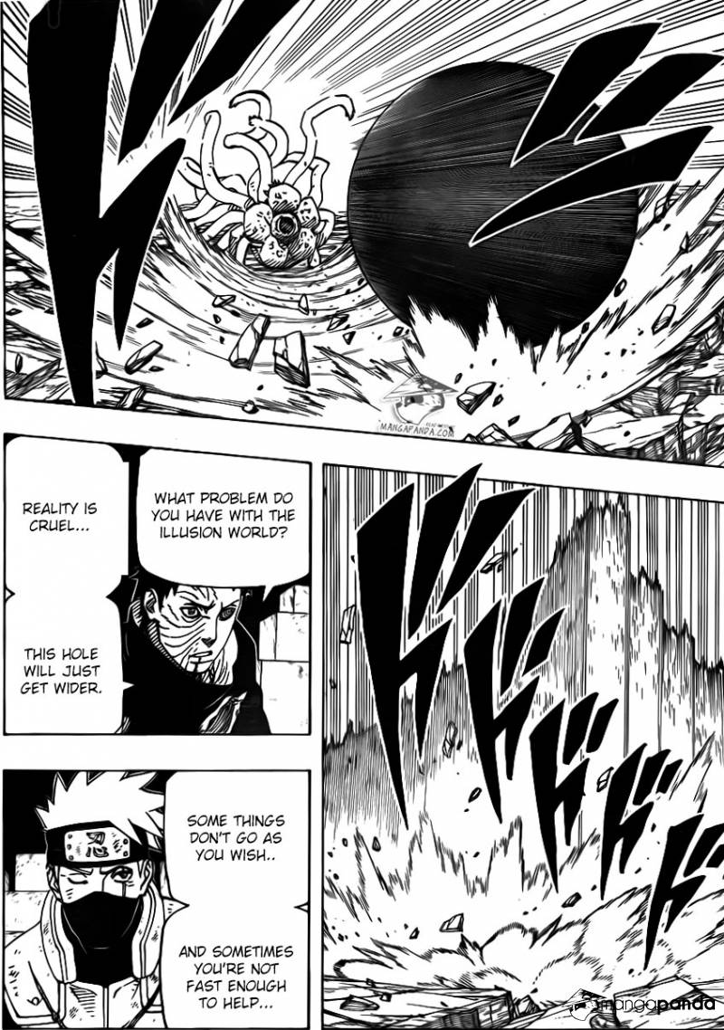 14, Naruto chapter 630   NarutoSub
