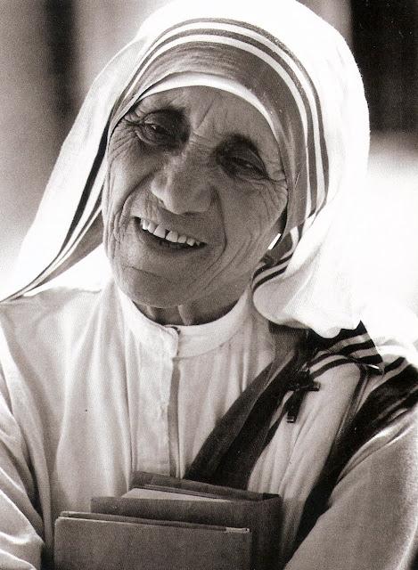 Famous People Ever: Madre Teresa de Calcuta