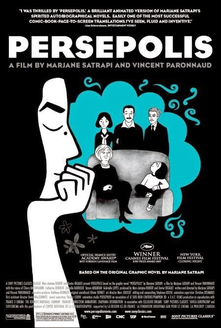 persepolis an essay avinashaunaruth people grow up in different environments and as they mature their surroundings influence them in many ways in the memoir persepolis by marjane satrapi