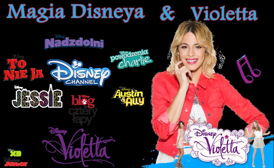 Magia Disneya / Violetta