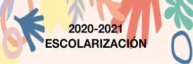 PROCESOS ESCOLARIZACIÓN 2020/2021