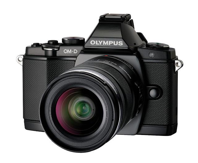 Fotografia della Olympus OM-D E-M5